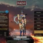 Panzar Screenshot Classe