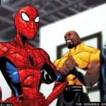 Cinématique Marvel Heroes
