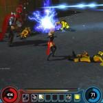 Marvel heroes effets de près