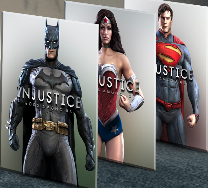 Injustice: Tous les DLC et déblocages en détails | Jeek