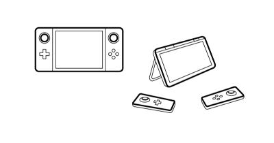 Nintendo NX Hybride concept