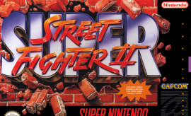 super street fighter 2 cover snes