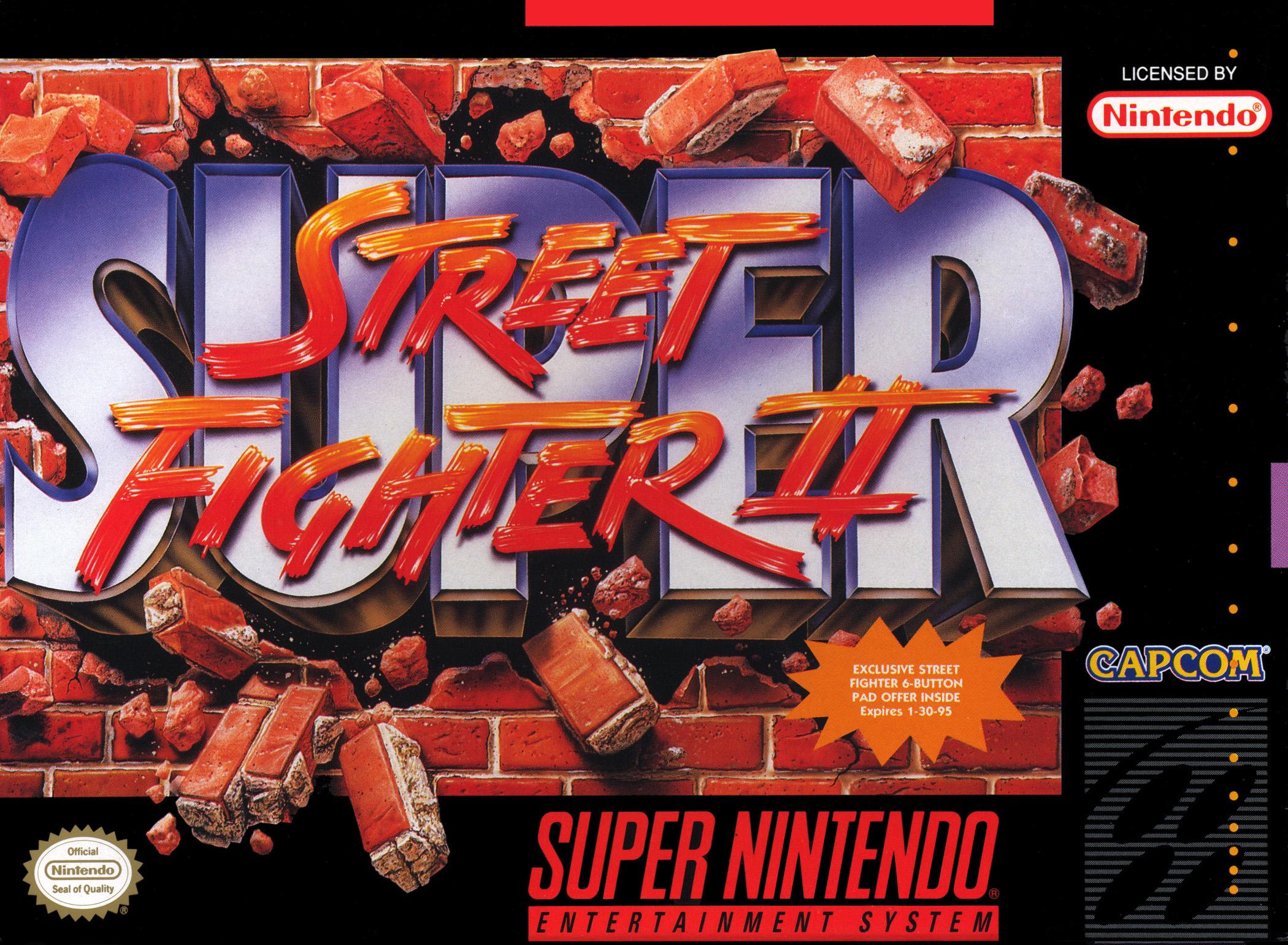 street fighter ii jeu - photo #8