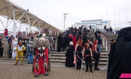 Cosplay Star Wars Celebration 2016 London
