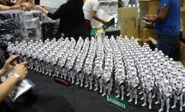 Kotobukiya Star wars celebration