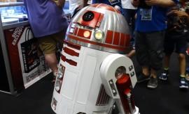 R2 at Star Wars Celebration