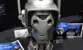scout trooper helmet expo star wars