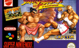 Street fighter 2 turbo cover snes