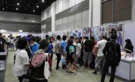 Booth - AFATH Anime Festival Asia Bangkok 2016 - DSCN0248