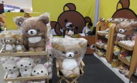 Booth - AFATH Anime Festival Asia Bangkok 2016 - DSCN0255