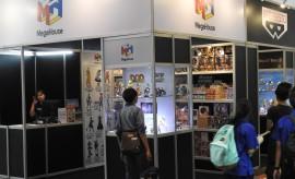 Booth - AFATH Anime Festival Asia Bangkok 2016 - DSCN0916