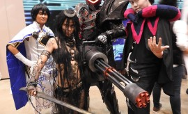 Cosplay Anime Festival Asia Bangkok AFATH 2016 - DSCN0752