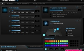Roccat Nyth Color software